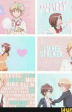 {Kaichou Wa Maid Sama} Takumi Usui X Reader  by AnimeGirl1461