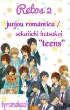 "RETOS 2: Sekaiichi Hatsukoi/Junjou romantica ""Teens"" © by maruchaaah"