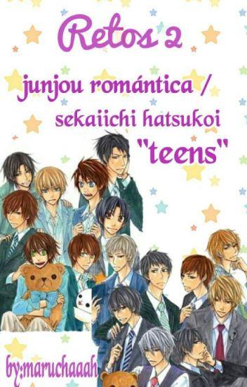 """RETOS 2: Sekaiichi Hatsukoi/Junjou romantica """"Teens"""" ©"""