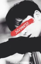 sickness | meanie. [editing] by day6kilogram