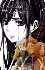 Schwester einer Legende- Tor zur Zukunft by _tsuki_no_hikari_