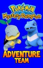 Pokemon Mystery Dungeon: AdventureTeam by red13adv