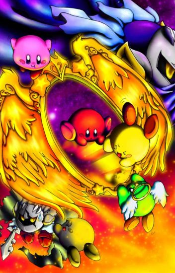 Shadow Kirby And The Blade Of Light Blizzard Of The
