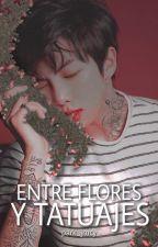 Entre flores y tatuajes →nammin  by park_jmxcy
