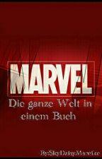 Marvel                                             Die ganze Welt in einem Buch  by SkyeDaisyMareike