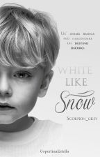 White like snow - Il mezzosangue by Scorpion_grey