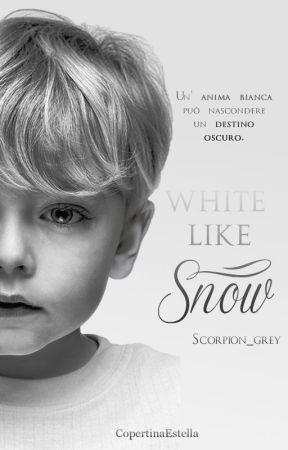 White like snow - Il mezzosangue by Scorpion_grey