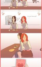 Asking Out Lily Evans by Ash-GreninjaGirl