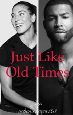 Just like old times (WWBM)(Interracial) by urbanwriters123