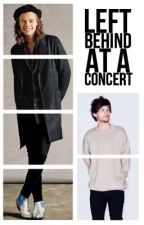 Left Behind At A Concert // l.s. by carebearlarrie