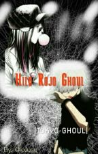 Hilo Rojo Ghoul |TOKYO GHOUL| by kxluse