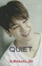 Quiet→Park Jimin by lifesucks_99