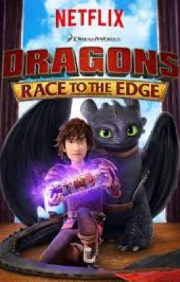 Dragones carrera al borde temporada 3 [TERMINADA]
