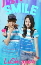 Just Smile ~KryBer*  by LuShipper