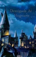 Demigods At Hogwarts (Solangelo) by Clarissaangel