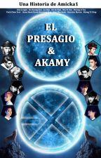 EL PRESAGIO & AKAMY (EXO) by Amicka1