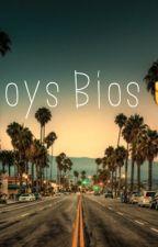 Boys Bios by all_of_usXx