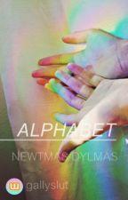 Alphabet //Dylmas by gallyslut