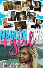 Magcon boys + girl: Hailey [c.d] by dallasismydaddy