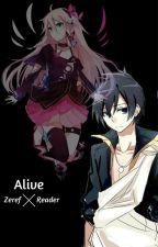 Alive {Zeref x Reader} AU - DISCONTINUED MAYBE - by MinHaeun