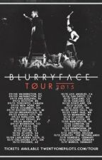 The Blurryface Tour by mallorynicole22