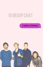 1D|GROUP CHAT by PRIDELOU