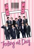 Texting At Day ↪ EXO by ohbany