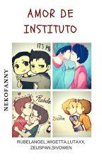 Amor de instituto   by nekofanny