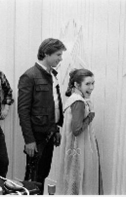 Han solo and princess leia fanfiction