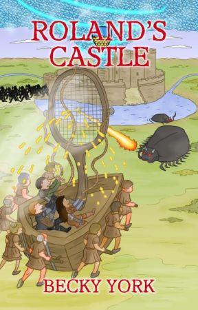 Roland's Castle by BeckyYork1000