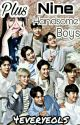[EXO   Apink] Plus Nine Handsome Boys by 4everyeols