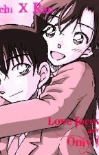 Detective Conan last episode (Fan Fic) by The_moment_I_knew