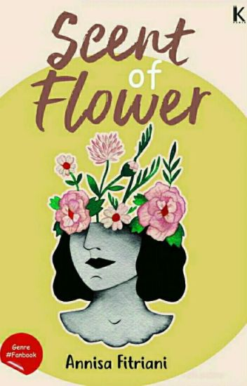 Scent Of Flower ( PROSES CETAK)