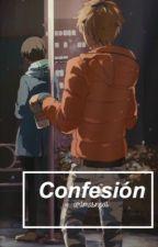 Confesión - Hidekane [Kaneki x Hide]   by Amy-sempai