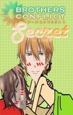 Secret. |One-shot| (Natsume×Fuuto, Brothers Conflict) by Cxphart-