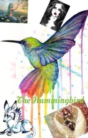 The Hummingbird by UpAndDownGirl