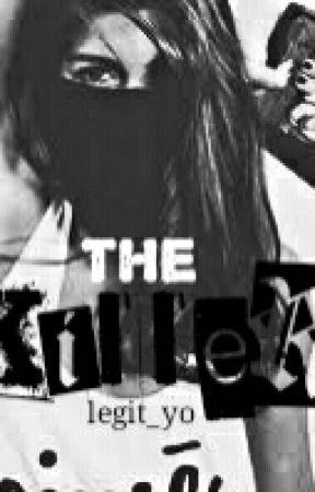 The Killer by shortINA918