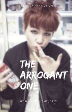 The Arrogant One | Min Yoongi by radiantlight_0923