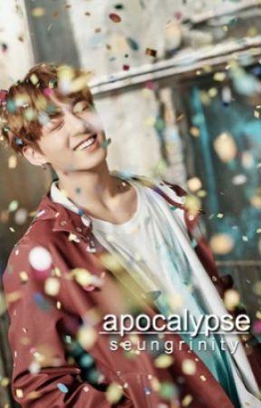 apocalypse →bts fanfiction - †24† - Wattpad