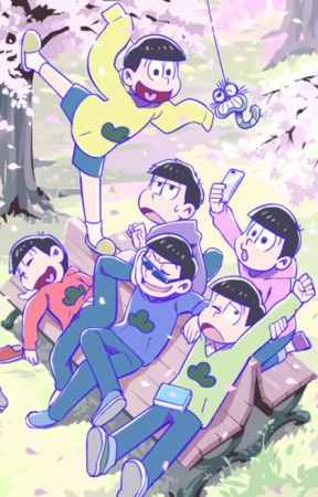 Osomatsu San Related So I Made An Au Wattpad