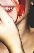 A garota dos pulsos cortados  by Unicornia_da_bad