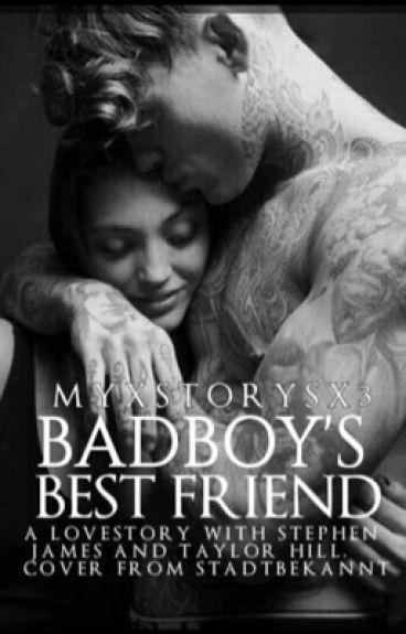 Badboy's Best Friend #Wattys2016
