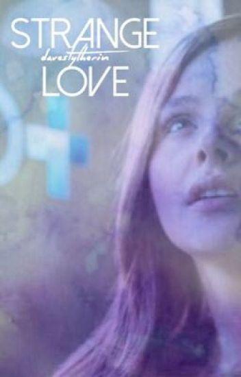 Strange love ♡ //Cassie and Evan