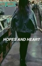 Hopes and Heart | Adopted by Pete Wentz by -VIRGOPIUM