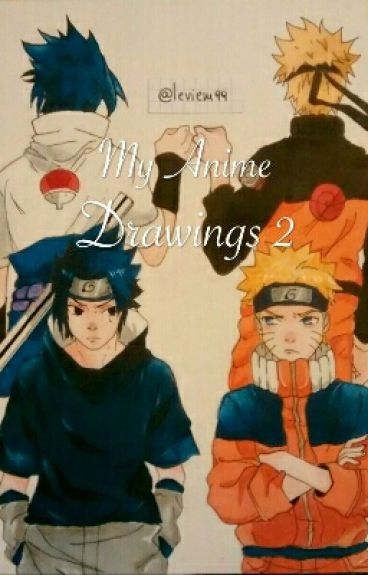 My Anime Drawings 2