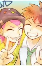 Kazuichi and Hajime's tips on getting girls by IceuCubes