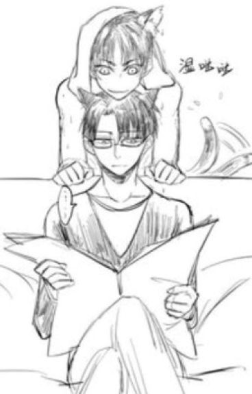 My Neko (Neko!Eren x Depressed!Levi)