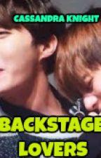 Backstage Lovers (BTS) (VHope) by GlamArmyGirl93