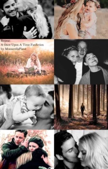Repeat     (A Once Upon A Time Fanfiction / Captain Swan's Daughter)