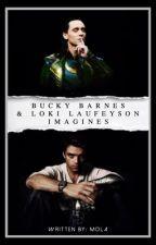 Loki Laufeyson x Reader & Bucky Barnes x Reader One-shots by -soIivagant